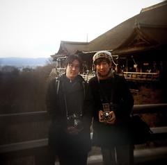 ...and After (TommyOshima) Tags: holga kyoto tourist kiyomizutemple kodakportravc400 takahirokohiyama koichiito