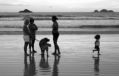 Gotta catch the surf Ma! (Ricardo Carreon) Tags: sunset brazil people bw praia beach brasil saopaulo gente topv999 picasa playa highfive feed amateurs guaruja kakadoo 1on1photooftheday abeauty amateurshighfive invitedphotosonly