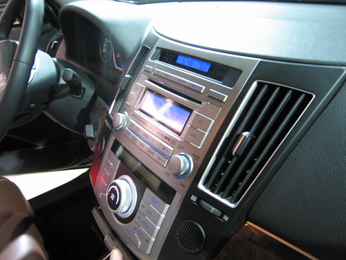 Hyundai Veracruz Interior. Hyundai Veracruz interior