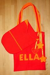 Tasje voor Ella