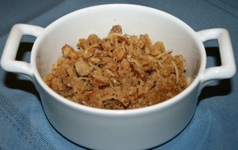 Tropical Okara Granola