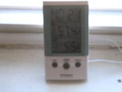 5 degrees.