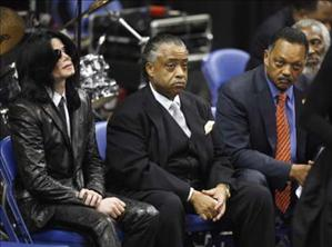 James Brown Funeral