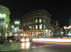 Harvard Square (1) by AntyDiluvian