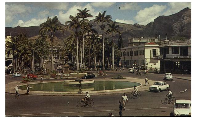 Place d'Armes c 1965