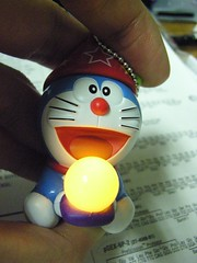 Doraemon switch on
