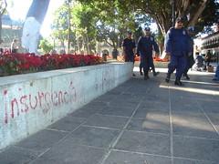 Policia de Oaxaca