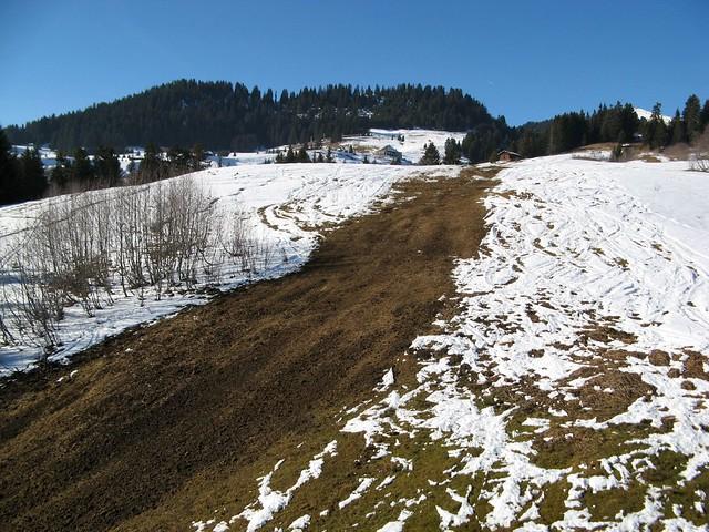 A ´black´ slope
