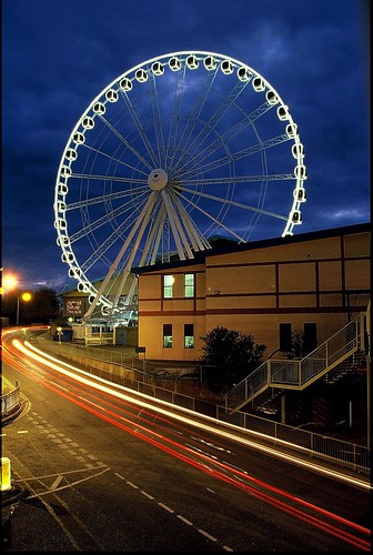 York's famous wheel