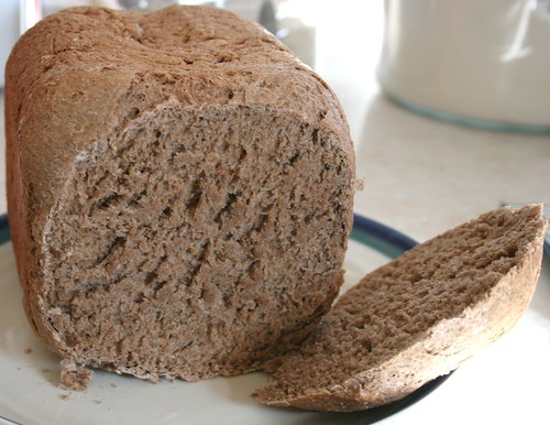 Bread Machine Brown Bread – Dianne's Dishes