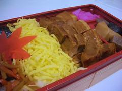 角煮弁当@畠山精肉店