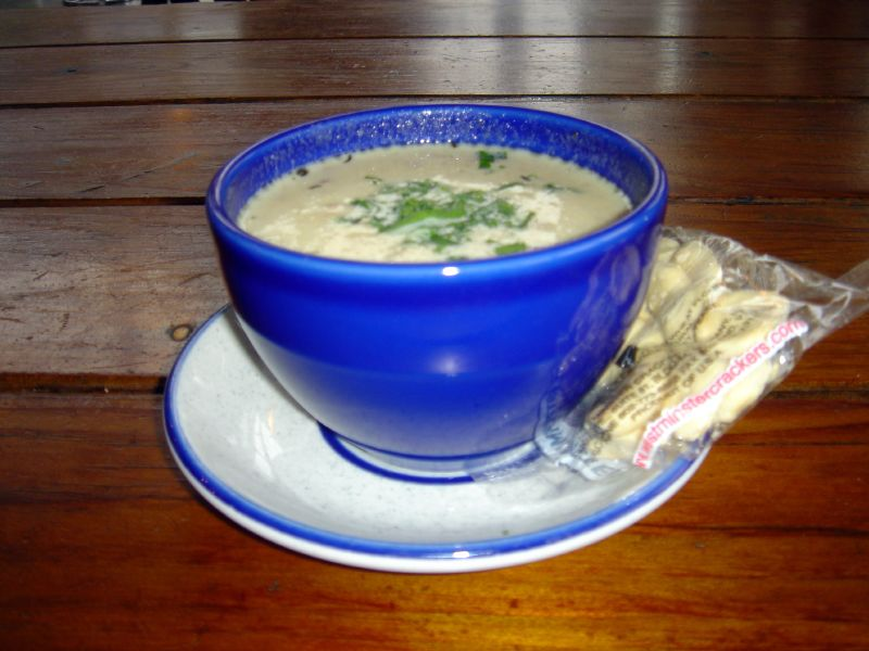 White Clam Chowder