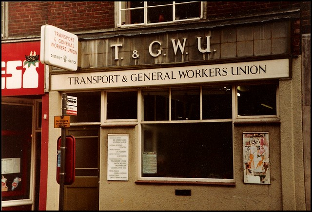 Cambridge 1982: T&GWU