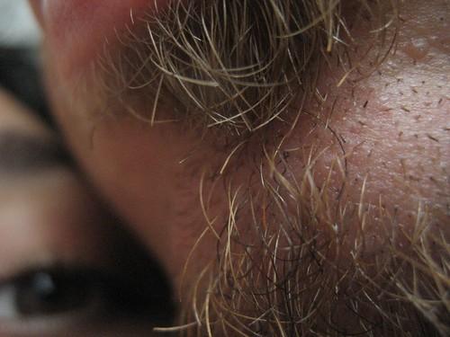 Mi barba tiene 3 pelos, de colores