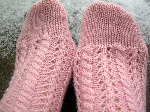 toe detail