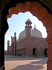Badshahi arch