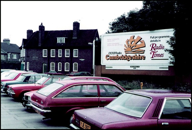 Cambridge 1983: Newmarket Road