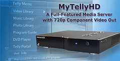 MyTellyHD Media Server