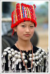 A Singpho Beauty (Arif Siddiqui) Tags: girls people india fashion portraits traditional festivals tribal tribes northeast arif arunachal attire myammar siddiqui arunachalpradesh northeastindia jairampur impressedbeauty arunachalpradeshindia flickrglam singphos arunachali