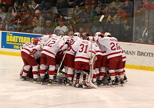 Cornell Big Red Hockey
