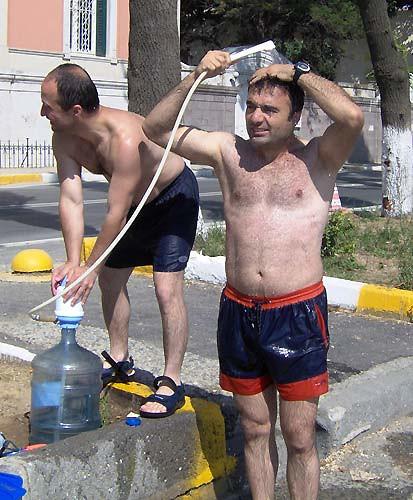 Portatif Duş