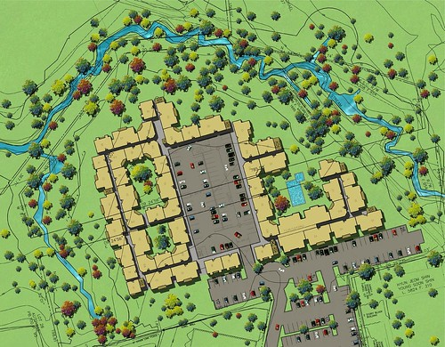 Mazza 11x17 Site Plan