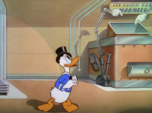 Sensational Photoset Donald Duck In Modern Inventions By Flickriver Machost Co Dining Chair Design Ideas Machostcouk