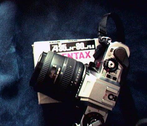My new lens