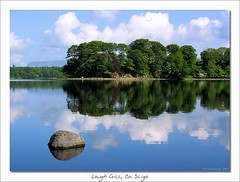 Lough Gill Reflections (HaukeSteinberg.com) Tags: ireland lake reflection landscape lough irland a80 irlanda sligo ire loughgill canonpowershota80 yeatscountry splendiferous supershot colorphotoaward fineimage