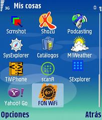 Programa symbian s60 3ª para Fon