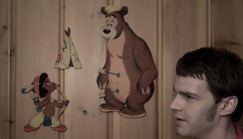 bear, cub