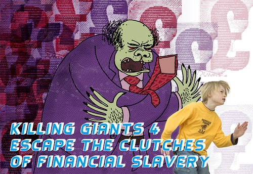 Escape the Clutches of Financial Slavery