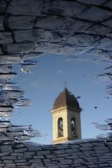 Dopo il temporale (franz75) Tags: italy church nikon italia chiesa piemonte coolpix 5200 riflessi piedmont soe ivrea canavese wowiekazowie