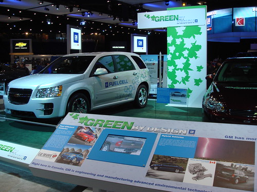 Hydrogen Powered Fuel-Cell Car