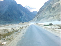 Road to Hunza Valley (Pakistan) (Adeel Haider) Tags: hunza expidition