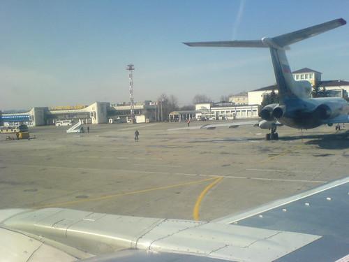 Аэропорт в Ростове