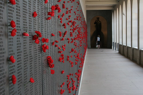Wall of Rememberance