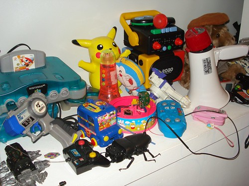 Toy Pile