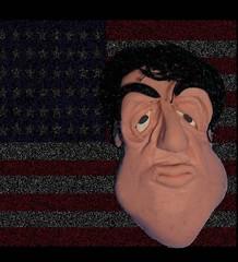 Rocky Balboa - Sylvester Stallone (Chorosky) Tags: argentina doll box stones rocky clay julio actor che balboa silvester guevara muecos fredy