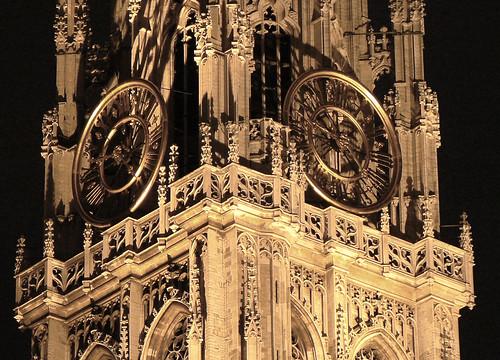 Gothic Antwerp, 21.23 pm