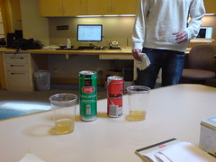 Energy Drink Taste Test