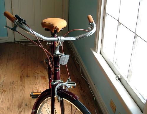 mason's new bike