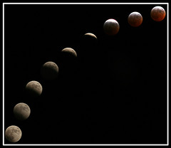 Lunar Eclipse - by The Massie Boy