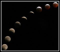 Lunar Eclipse - by The Massie Boy