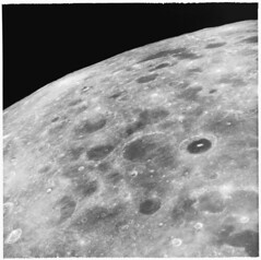 Public Domain: Apollo 8 Looks at the Moon (NARA/NASA)