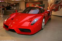 IT06 7034 Ferrari Enzo Galleria Ferrari - Maranello (Templar1307) Tags: auto travel red italy classic car racecar wow italia 2006 ferrari enzo expensive galleria sportscar maranello machina