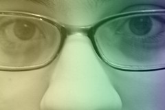 26/365 - Eye See You. (dyannafstop) Tags: photoshop eyes gradient 365days