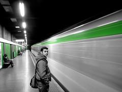 3 (Stranju) Tags: milan verde look wow subway italia milano fast explore teen lambrate frazer nonluoghi undergrund nonplace feat nonlieux supera outstandingshots metro2 stranju superaplus aplusphoto diamondclassphotographer aphotocontest33