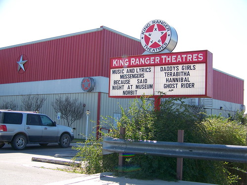 King Ranger Theatres