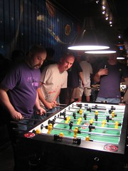 SXSW2007 - buffalo billiards table football (patrick h. lauke) Tags: tablefootball sxsw foosball sxswi stuartcolville paulduncan sxsw2007 sxswi2007 upcoming:event=90305